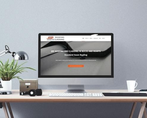 jmf website deisgn