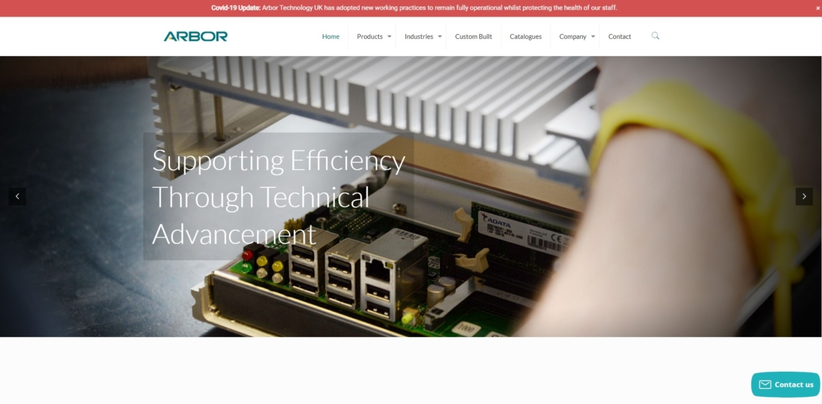 electronic components manufacturing