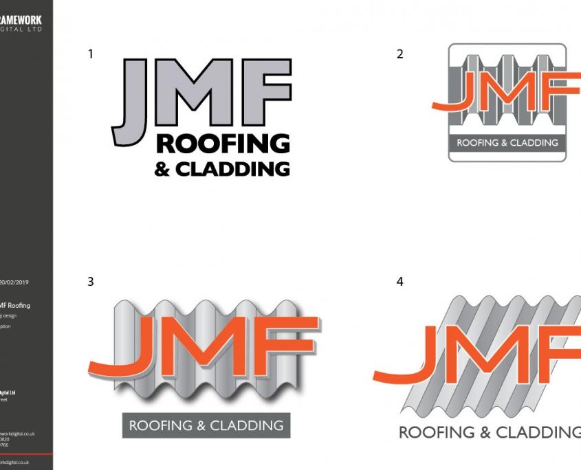 logo design for jmf