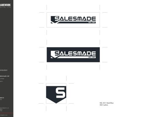 salesmade logo design