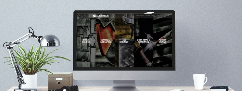 salesmade website design